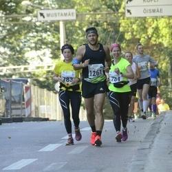 SEB Tallinna Maraton - Ulla Forsbacka (783), Pia Ravald (784), Artjom Vakulenko (1261)