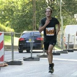 SEB Tallinna Maraton - Bastiaan Meinders (5054), Alena Kharchevnikova (5616)