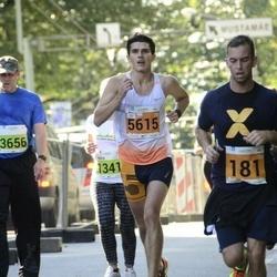 SEB Tallinna Maraton - Brendan Peo (181), Siim Kauge (187), Roland Karu (3656), Aleksandr Ozerov (5615)