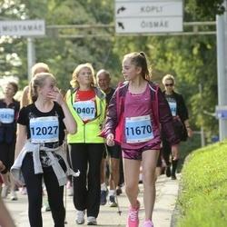 SEB Tallinna Maraton - Anna Oganisjan (11670), Ly Sepman (12027)