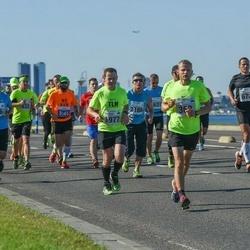 SEB Tallinna Maraton - Armin Allmäe (346), Jana Roosimägi (1863), Aleksandr Beljantsev (1977)