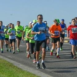 SEB Tallinna Maraton - Armin Allmäe (346), Margus Rajaver (1562)