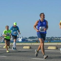 SEB Tallinna Maraton - Kalju Hanni (647), Bret Schär (1616)