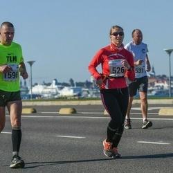 SEB Tallinna Maraton - Mariliis Palits (526), Ando Mesi (1596)