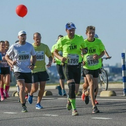 SEB Tallinna Maraton - Raivo Sammel (1759), Carl-Hans Sammel (1760), Kristian Schone (2199)