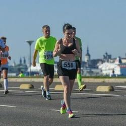 SEB Tallinna Maraton - Anna Amburtceva (556), Ismo Hirvelä (635), Margus Helm (1515)