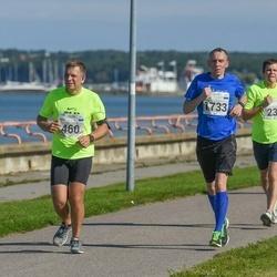 SEB Tallinna Maraton - Eerik Heldna (460), Alvin Vann (1733)