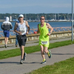 SEB Tallinna Maraton - Ragnar Virma (433), Artemiy Kologriv (2204)