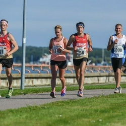 SEB Tallinna Maraton - Alexander Roeder (38), Jonas Lenz (91), Silva Suvi (149), Marek Mustonen (390)