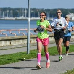 SEB Tallinna Maraton - Arnold Laroye (395), Jelena Kirillova (694)