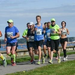 SEB Tallinna Maraton - Brent Pere (45), Birgitti Pilvet (1893)
