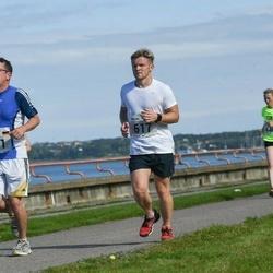 SEB Tallinna Maraton - Maksim Shotin (617), Christopher Jahn (871)