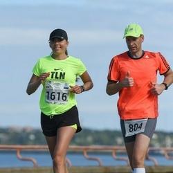 SEB Tallinna Maraton - Juhan Muru (804), Bret Schär (1616)
