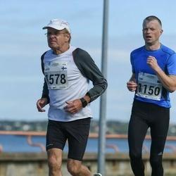 SEB Tallinna Maraton - Siim Kallast (1150), Arto Kivioja (1578)