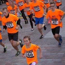 Nike Noortejooks - Mait Filipozzi (47), Anna-Maria Semjonova (166), Kalev Õiger (757), Elisabeth Pihela (1416)