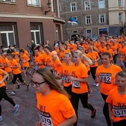 Nike Noortejooks - Annika Laar (782), Helen Hoolma (1142), Karl-Ingmar Adamson (1580)