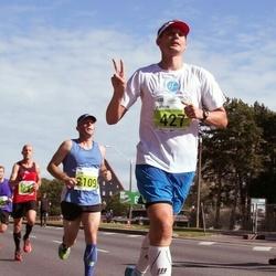 SEB Tallinna Maraton - Artur Praun (427), Siim Hannus (2109)