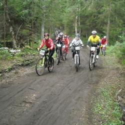 SEB 15. Tartu Rattamaraton - Liisi Viljalo (2350), Aleksei Krõlov (6115)