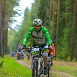 18. Tartu Rattamaraton - Andis Kronbergs (625)