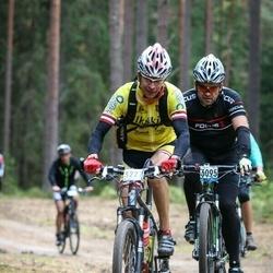 18. Tartu Rattamaraton - Risto Kivisikk (2095), Andis Krams (3227)