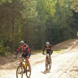 SEB 15. Tartu Rattamaraton - Alar Kupp (93), Anar Laur (236)