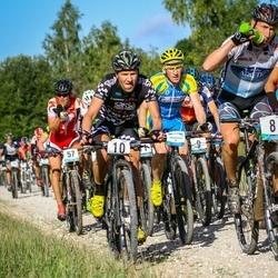 18. Tartu Rattamaraton - Caspar Austa (4), Markku Ainsalu (10)