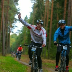 18. Tartu Rattamaraton - Taaniel Sepp (2564), Aare Uusjärv (2565)