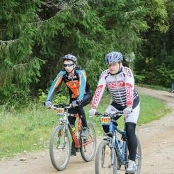 18. Tartu Rattamaraton - Aivar Põldmaa (5401), Andero Belov (7112)