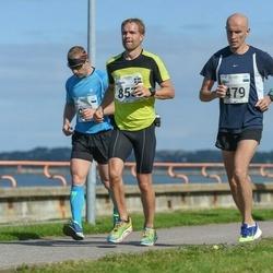 SEB Tallinna Maraton - Arndt Vehlmann (479), Rickard Möllerström (853)