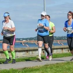 SEB Tallinna Maraton - Ülle Suursaar (1100), Anne Krull (1332), Aet Kull (2031)