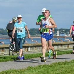 SEB Tallinna Maraton - Agu Lehemaa (36), Krista Kirspuu (585), Erik-Voldemar Üprus (2010)