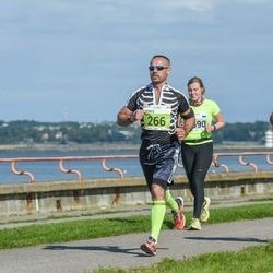 SEB Tallinna Maraton - Denys Mavrynsky (266), Anatoli Yatsenka (320)
