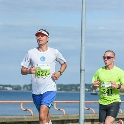 SEB Tallinna Maraton - Alar Ervin (241), Artur Praun (427)