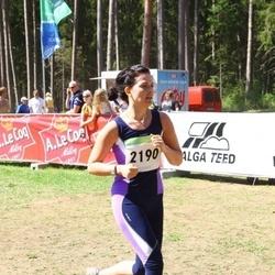 SEB 26. Tartu Jooksumaraton - Anna Maria Võsu (2190)