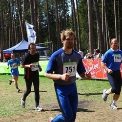 SEB 26. Tartu Jooksumaraton - Aadam Viidalepp (751), Andres Suurkuusk (1241), Jari Kulmala (2528)
