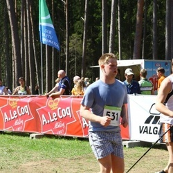 SEB 26. Tartu Jooksumaraton - Agu Vilu (531)