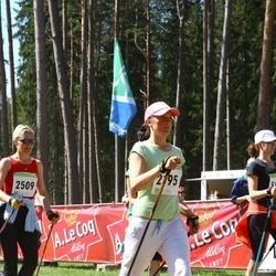 SEB 26. Tartu Jooksumaraton - Britt Jurs (2195), Mihkel Must (2509)