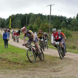 SEB 15. Tartu Rattamaraton - Aimar Annion (752), Aare Sõber (2965)