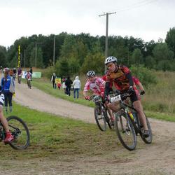 SEB 15. Tartu Rattamaraton - Boris Lapidus (282), Raino Kesper (728), Aleko Peipsi (2804)