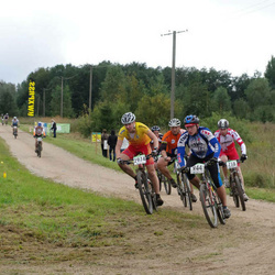 SEB 15. Tartu Rattamaraton - Karel Veski (718), Ando Arula (944), Mark Skirta (2974)