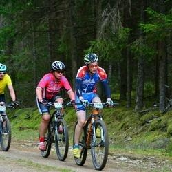 18. Tartu Rattamaraton - Annika Tuul (2513), Madis Mõek (2948)