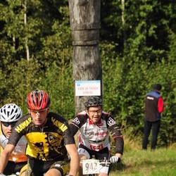SEB 15. Tartu Rattamaraton - Allan Kibin (942), Alari Kannel (2539)