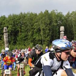 SEB 15. Tartu Rattamaraton - Boris Lapidus (282), Uku Vilu (409)