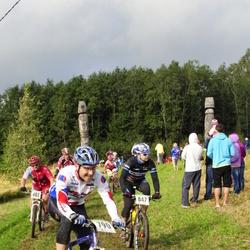SEB 15. Tartu Rattamaraton - Ago Ilves (482), Lauris Silis (790), Janeck Kägu (847)