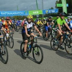 18. Tartu Rattamaraton - Georgi Vinogradov (5646), Aleksandra Vinogradova (5894)