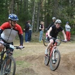 18. Tartu Rattamaraton - Ago Reintop (2602), Karin Heile (6979)