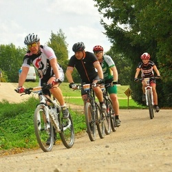 18. Tartu Rattamaraton - Margus Pokkinen (5043), Benno Keskpalu (5153)
