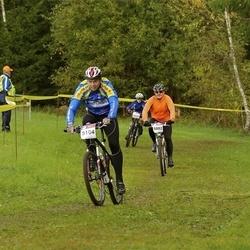 RMK Kõrvemaa Rattamaraton - Heikki Kukke (5082), Arko Kurg (5104)