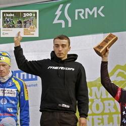 RMK Kõrvemaa Rattamaraton - Caspar Austa (3), Alges Maasikmets (4), Martin Loo (97)