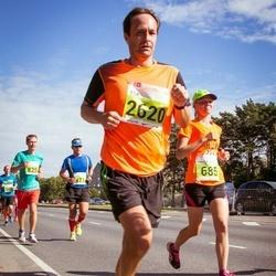 SEB Tallinna Maraton - Paula-Brit Siimar (685), Esa Bergman (2620)